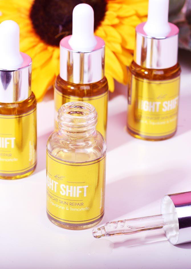 Night Shift overnight skin repair serum