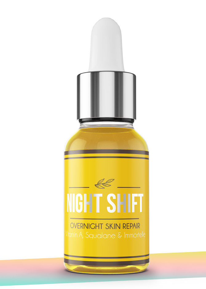 Night Shift overnight skin repair