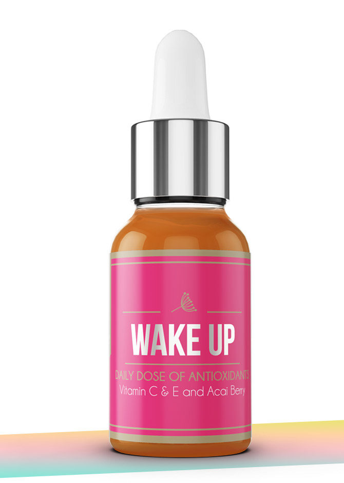 Wake Up daily serum