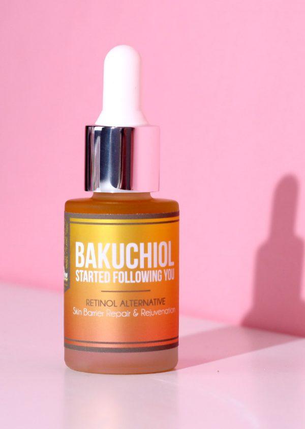 Bakuchiol facial serum