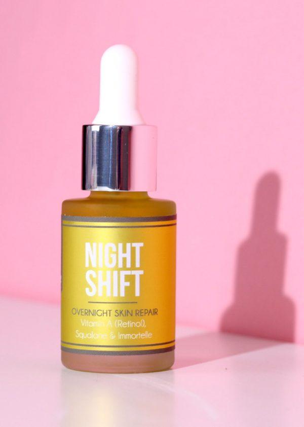 NIGHT SHIFT facial serum